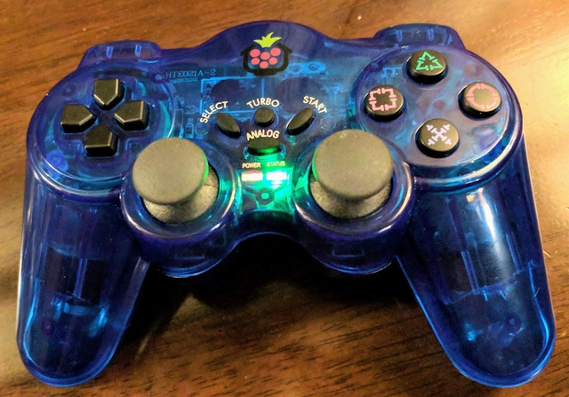 Welcome to Approximate Engineering's Python Game Controller